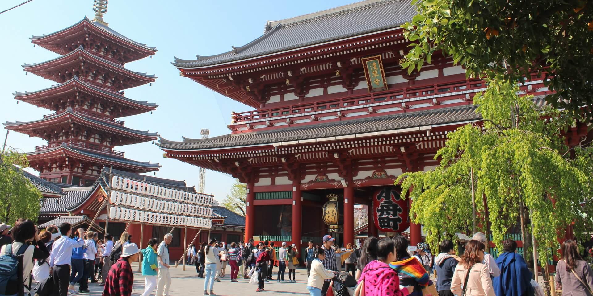 Первый раз в Токио