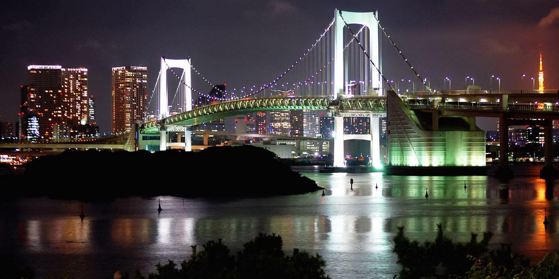 Вечерний Токио