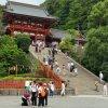 Камакура. Святилище Цуругаока Хатимангу