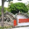 Камакура. Святилище Цуругаока Хатимангу. Барабанный мост для сёгуна