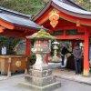 Хаконе. Святилице Хаконе, павильон для омовения рук