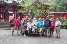 Фото туристов в Японии, со мной и просто Японии